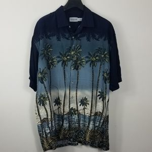 WINDHAM POINT Hawaiian shirt Xl